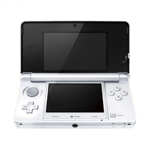 Edition Blanc Artique OCCASION 3DS
