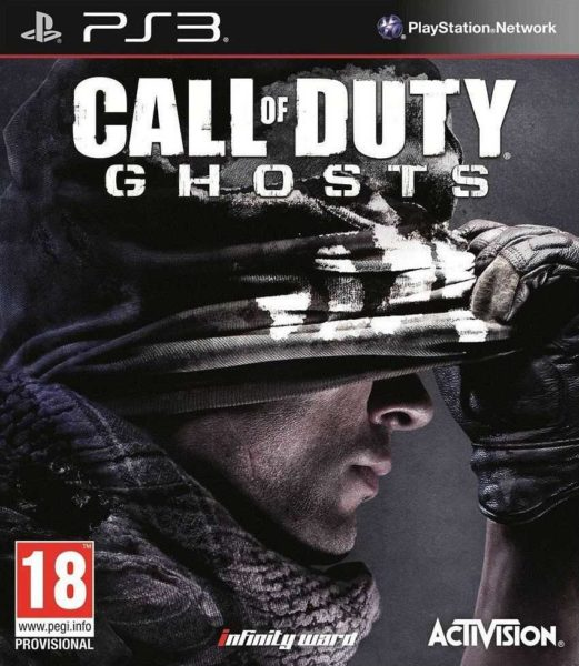 Call of Duty Ghost OCCASION Playstation 3