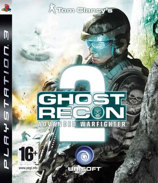 Ghost Recon Advanced Warfighter 2 OCCASION Playstation 3