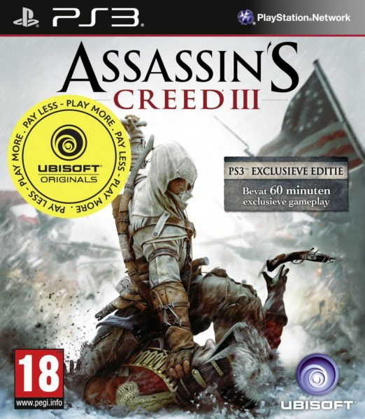 Assassin's Creed 3 OCCASION Playstation 3
