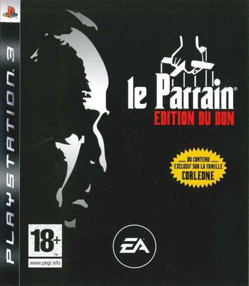 Le Parrain OCCASION Playstation 3