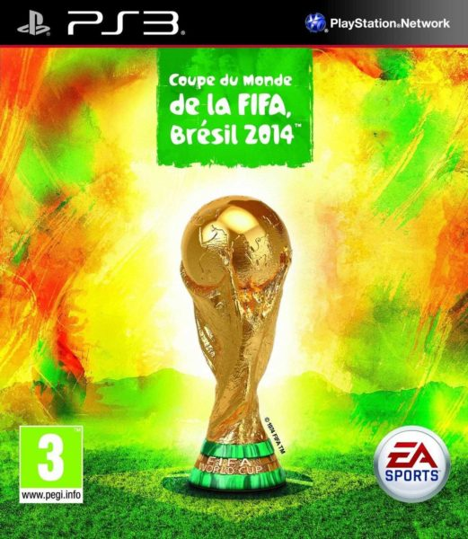 FIFA World Cup Brazil 2014 OCCASION Playstation 3