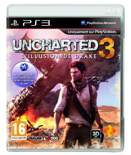Uncharted 3 OCCASION Playstation 3