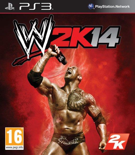 WW 2K14 OCCASION Playstation 3