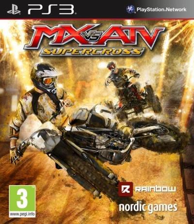 MX vs ATV Supercross OCCASION Playstation 3