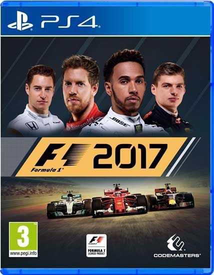 F1 2017 OCCASION Playstation 4