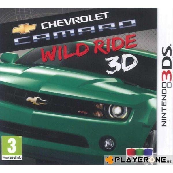 Chevrolet Camaro Wildride OCCASION 3DS