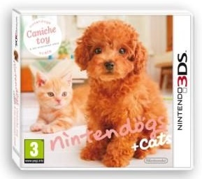 Nintendogs + Cats OCCASION 3DS