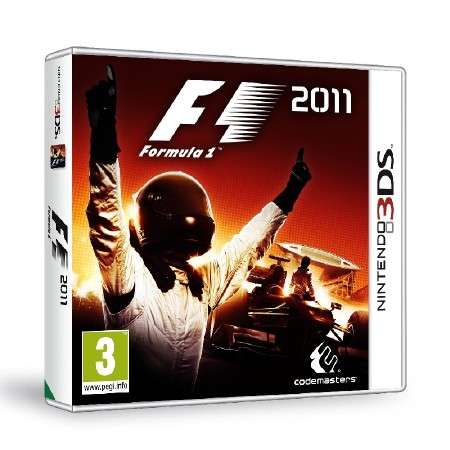 F1 2011 OCCASION 3DS