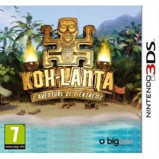 Koh-Lanta 3D : L'Aventure De L'Extrême OCCASION 3DS