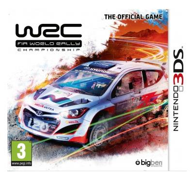 WRC OCCASION 3DS