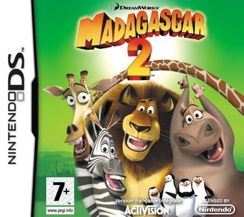 Madagascar 2 OCCASION DS