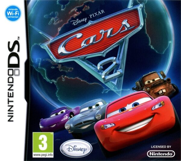 Cars 2 OCCASION DS