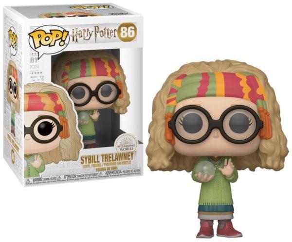 Harry Potter : Professeur Sybill NEUF Funko POP!