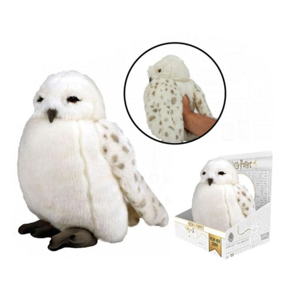 Harry Potter : Hedwig NEUF Peluches