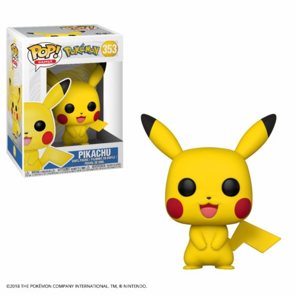 Pokemon : Pikachu NEUF Funko POP!