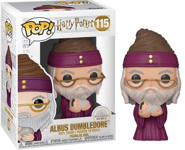 Harry Potter : Dumbledore NEUF Funko POP!