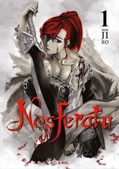 Nosferatu NEUF Manga