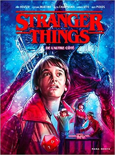 Stranger Things NEUF BD/Comics