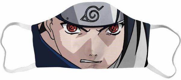 Naruto : Uchiwa Sasuke NEUF Masque