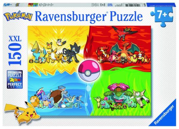 Pokemon NEUF Puzzle