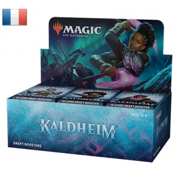 Kaldheim Boite De Draft Boosters VF NEUF Magic The Gathering