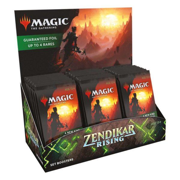 Zendikar Rising Boite De Set Boosters VO NEUF Magic The Gathering