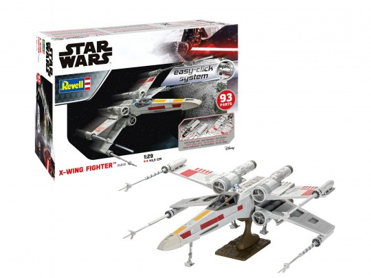 Star Wars : X-Wing NEUF Model Kit