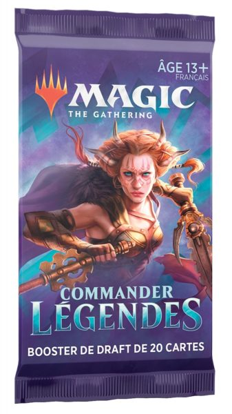 Commander Legends Draft Booster(s) VF NEUF Magic The Gathering