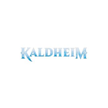 100 Sleeves Magic Kaldheim Planeswalker Symbol Ultra Pro