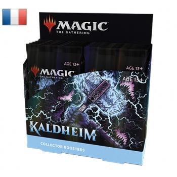 Kaldheim Boite De Boosters Collectors FR Magic The Gathering