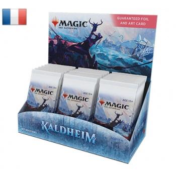 Kaldheim Boite De Boosters De Set FR Magic The Gathering