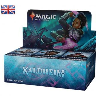 Kaldheim Boite De Boosters De Draft EN Magic The Gathering
