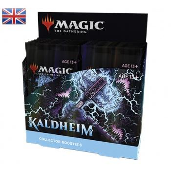 Kaldheim Boite De Boosters Collectors EN Magic The Gathering