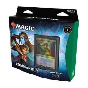 Kaldheim Deck Commander EN Magic The Gathering