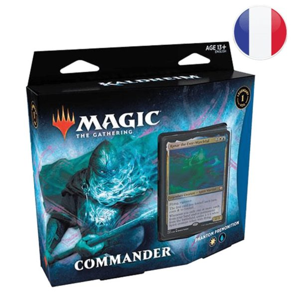 Kaldheim Deck Commander EN Magic The Gathering