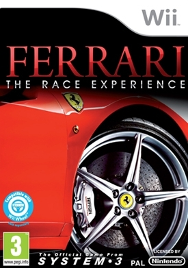 Ferrari the race experience OCCASION Nintendo Wii
