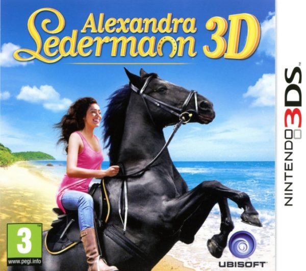 Alexandra Ledermann 3D OCCASION 3DS