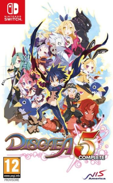 Disgaea 5 OCCASION Nintendo Switch