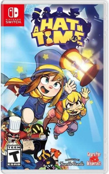 A Hat In Time OCCASION Nintendo Switch