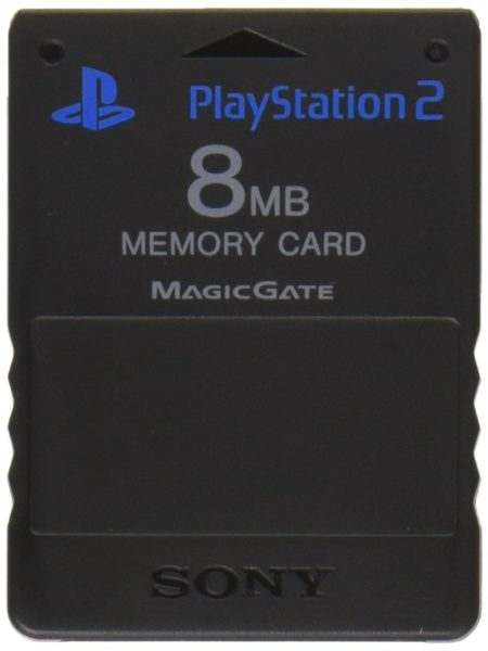 Memory Card 8Mo OCCASION Playstation 2