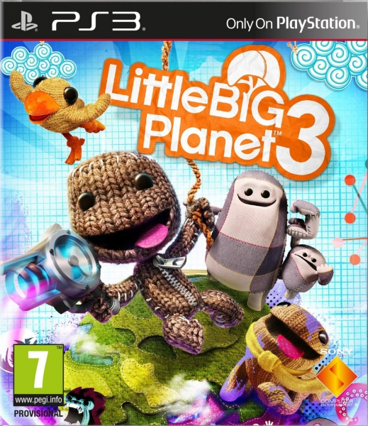 Little Big Planet 3 OCCASION Playstation 3