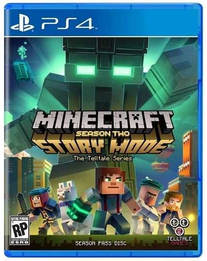 Minecraft Story Mode OCCASION Playstation 4