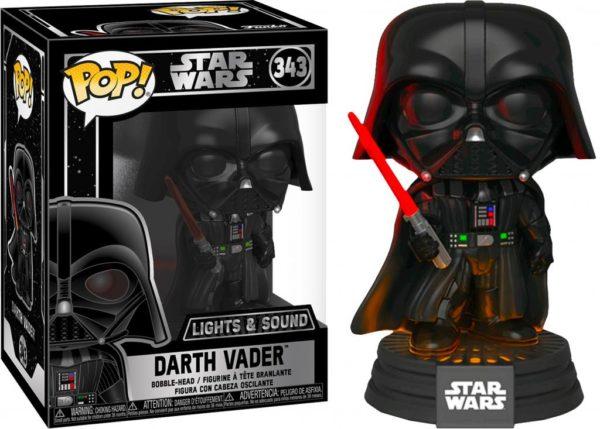 Star Wars : Darth Vader NEUF Funko POP!