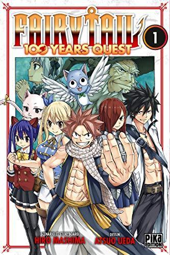 Fairy Tail : 100 Years Quest NEUF Manga