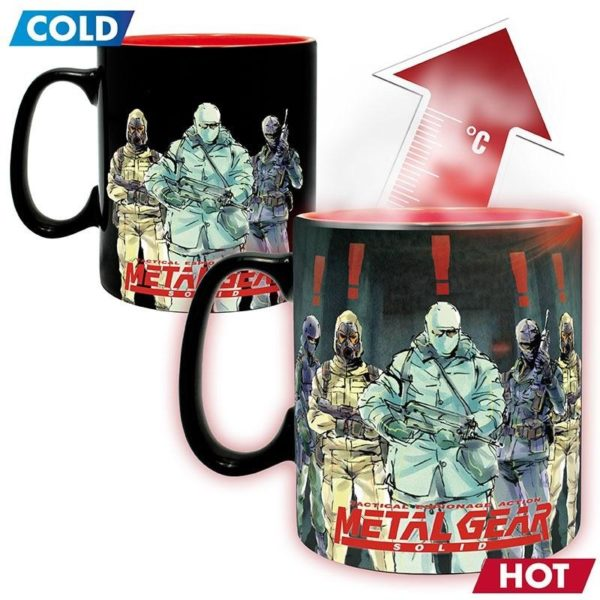 Metal gear NEUF Mugs