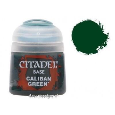 Citadel Base 12ml – Caliban Green NEUF Citadel