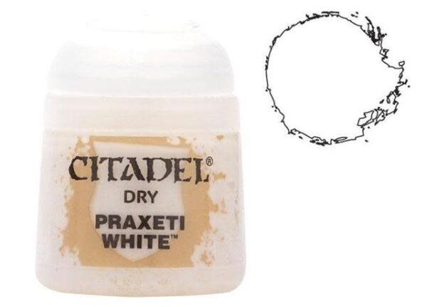 Citadel Dry 12ml – Praxeti White NEUF Citadel