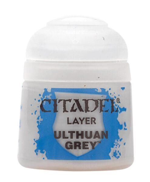 Citadel Layer 12ml – Ulthuan Grey NEUF Citadel