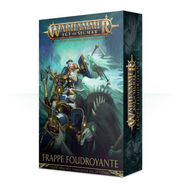 Frappe Foudroyante NEUF Warhammer Age Of Sigmar